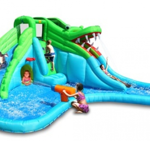 The Fun Warehouse Bouncy Castle Hire