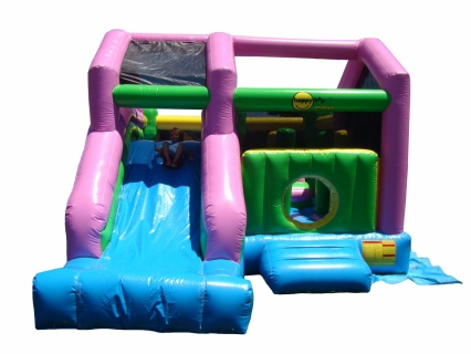 The Super Bounce House