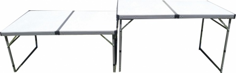Adjustable Trestle Table