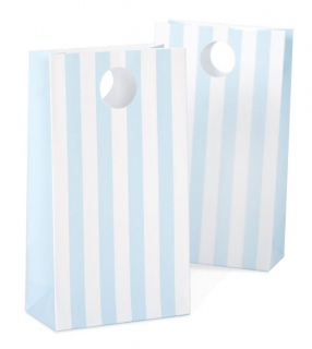 Powder Blue Treat Bags