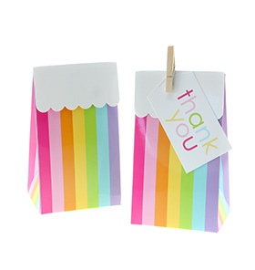 Rainbow Treat Boxes