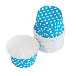 Candy Blue Candy Cups