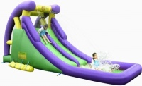 Double Water Slide