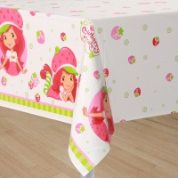 Strawberry Shortcake Table Cover